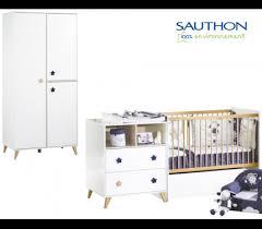 chambres sauthon chambre armoire lit combiné évolutif 60x120 sauthon oslo drive