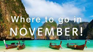 where to travel in november images Where to travel in november 2017 holiday extras travel jpg