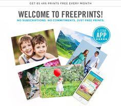photo affections free prints get 1 000 freeprints a year order photos from your phone