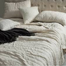 byb jet stream cotton pure textured quilt set on sale free