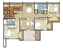 apartment floor plan organizer interior design studio layout home
