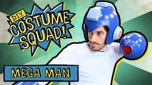 Megaman Halloween Costume Mega Man Suit Diy Costume Squad