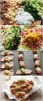 bacon wrapped bites recipe bacon wrapped