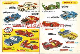 dinky toys catalogue 1971