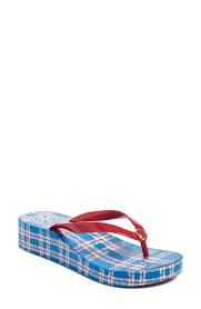 Red White Amp Blue Chocolate Women U0027s Platform Sandals Sandals For Women Nordstrom