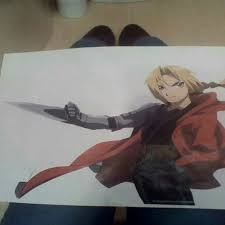 Fullmetal Alchemist Kink Meme - i printed this picture out at school today and my friend went around