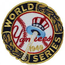 New York Yankees Home Decor 1949 New York Yankees Mlb World Series Championship