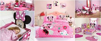 chambre fille minnie decoration chambre fille minnie visuel 3