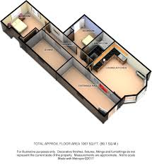 Scarborough Town Centre Floor Plan by 2 Bed Flat For Sale In Ground Floor Apartment Brooklands
