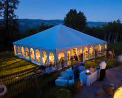 outdoor tent wedding tent weddings by michigan outdoor wedding