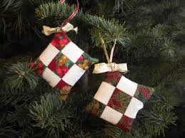 quilted ornament patterns deck your tree ornaments