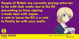 Make A Meme Poster - ukip poster make anime real know your meme