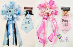 corsage de baby shower baby shower princess and corsage and tie distintivo y