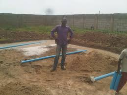 Concrete Sting Cost Estimate by Fish Pond Construction Concrete Pond Agriculture Nigeria