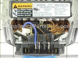 whirlpool w10410997 drive motor appliancepartspros com