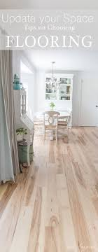 flooring choices for our fixer inspired