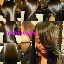 daily hairstyles for glue in hairstyles full weave glue in layers