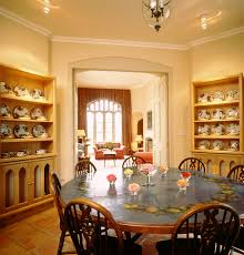 Limed Oak Kitchen Cabinets by Kirtling Tower Limed Oak Kitchen Traditional Dining Room