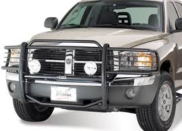 dodge dakota black grill westin dodge dakota sportsman black grille guard autotrucktoys com