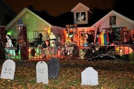 Scary Halloween House Decorations Halloween House Decorating Ideas Outside Best 25 Outdoor