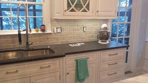 Crackle Tile Backsplash - Crackle tile backsplash