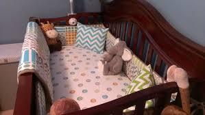 Sumersault Crib Bedding Sumersault Bedding White Bed