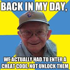 Back In My Day Meme - back in my day grandpa memes quickmeme