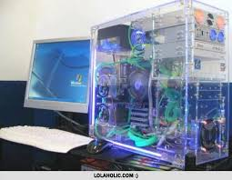 Gallery For Gt Best Computer Setup by 137 Best Pc Mods Gadgets Cases Images On Pinterest Computer