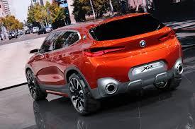 new bmw concept x2 photos live from 2016 paris auto show