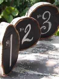 birch log table numbers table numbers birch and logs