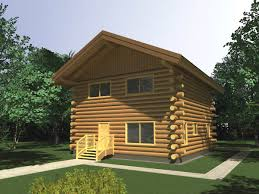 Log House Plans Plans Package 30x30 Log Home Builders Association