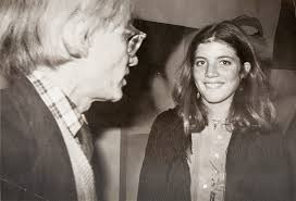 paddle8 caroline kennedy with warhol bob colacello