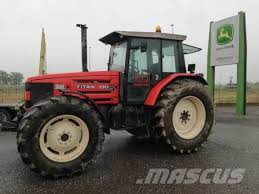 same titan 190 tractors price 17 482 year of manufacture 1994