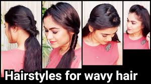 easy indian hairstyles for school quick easy hairstyles for wavy hair indian hairstyles for school
