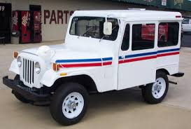 vintage toyota jeep postal jeep parts