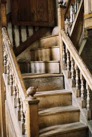 Beautiful Stairs by Old Stairs Were Invariably Narrow No King Size Beds Upstairs In