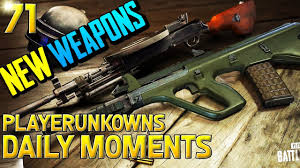 pubg aug pubg new weapon update aug a3 dp28 pubg best stream moments