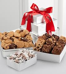 mrs fields gift baskets gift baskets food and gourmet gift baskets
