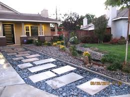 In Front Yard - low maintenance front garden ideas nz simple low maintenance front