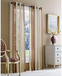 Sheer Grommet Curtains Sheers Curtains And Window Treatments Macy U0027s