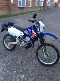 2002 suzuki drz400s only 2000 miles like new in worthing