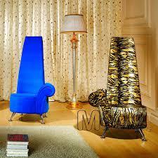 Fashion High Back Living Room Sofa Single Sofa Chair Cafe Chair - Single chairs living room