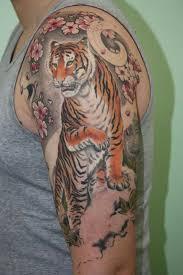 tiger tree design idea for and