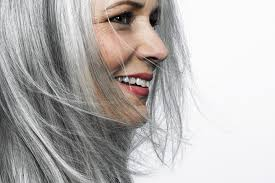 highlights to hide white hair ditching dye how to go gray gracefully chicago tribune
