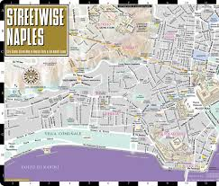 Naples Florida Map Streetwise Naples Map Laminated City Center Street Map Of Naples