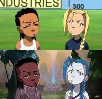 Boondocks Memes - image 788611 the boondocks know your meme