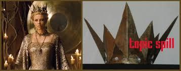 Queen Ravenna Halloween Costume Halloween Treat Topic Spill Diy Queen Ravenna U0027s Crown