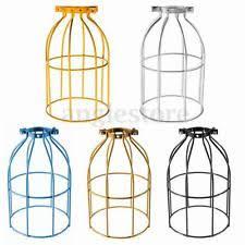 Wire Cage Light Wire Cage Light Ebay
