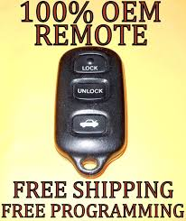 lexus key low battery used lexus ls400 keyless entry remotes fobs for sale