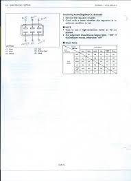 voltage regulator diagnostic diagram need help reading